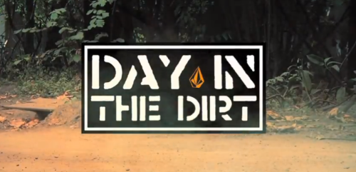 VOLCOM DAY IN THE DIRT
