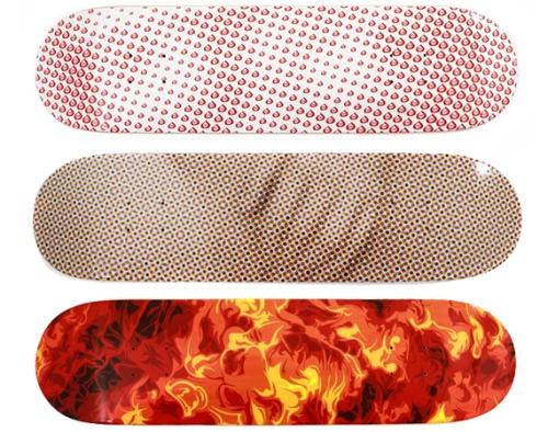 SSUR-Edición-limitada-de-Skateboards