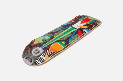 Charley-Harper-HABITAT-Skate-03