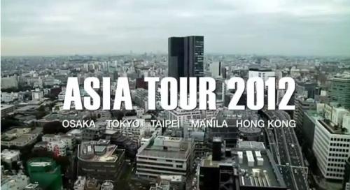 Supra Asia tour