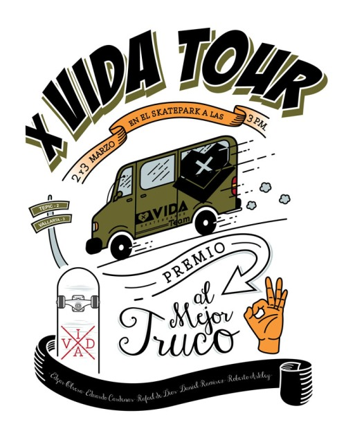 VIda-Tour