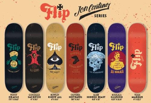 Flip-Jon-Contino-Series