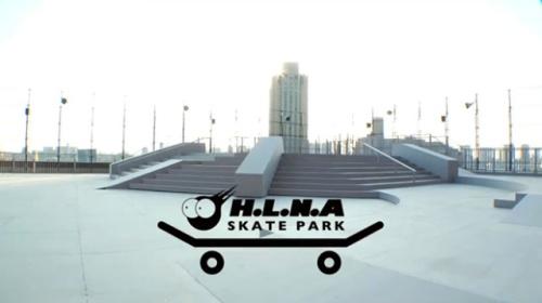 hlna-skatepark