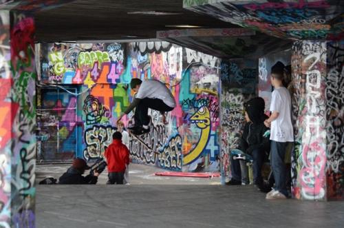 Southbank Skatepark-2