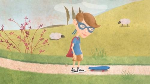 superman-skater