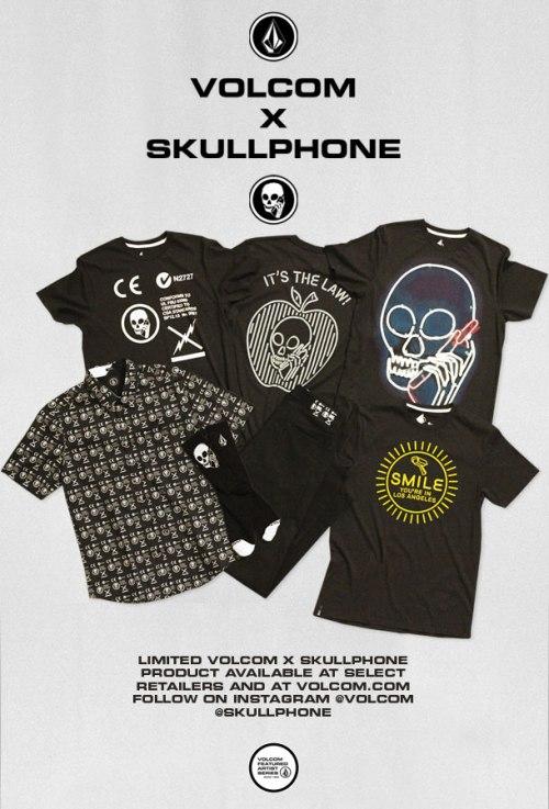 Volcom-Skullphone
