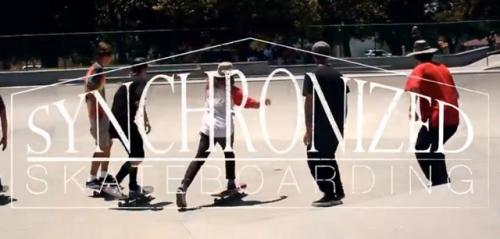 metro-synchronized-skateboarding