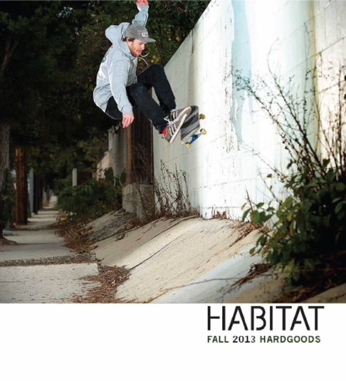 Habitat-skateboards