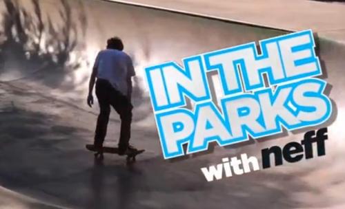 Neff-skateparks