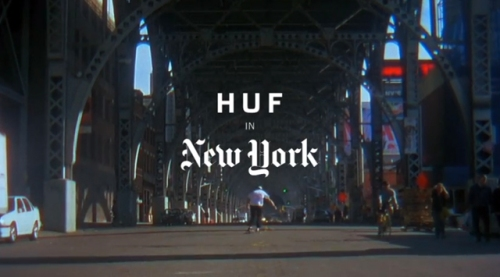 HUF-New-York