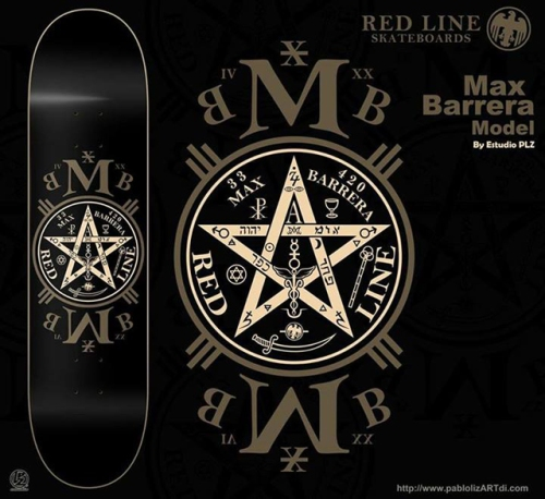 max-barrera-red-line