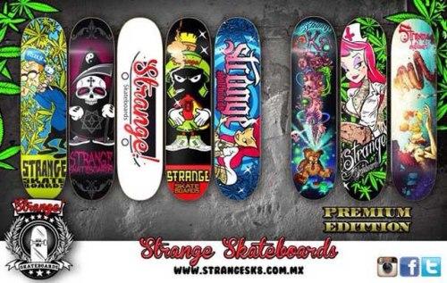 strange-skateboards